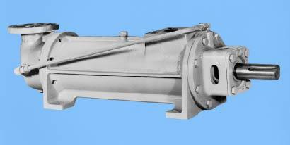 Imo Pump - Series 6D Pumps
